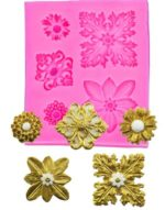 Mould (Flower 5 pcs)