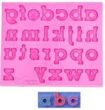 Mould - Alphabet Lowercase (Classic)