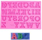 Mould - Alphabet Uppercase (Classic)