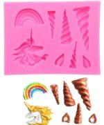 Mould Unicorn Theme Set Small 1